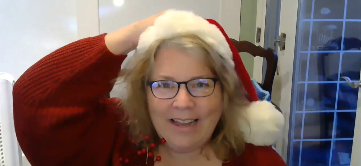 Video Tip: Mental Prep for Christmas Week