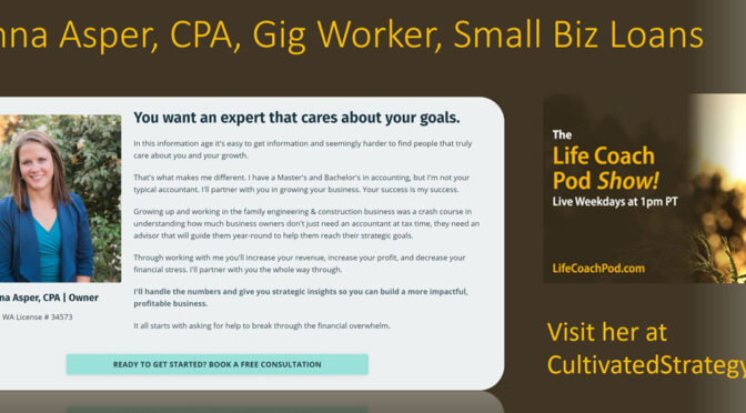 Gig worker small business loans